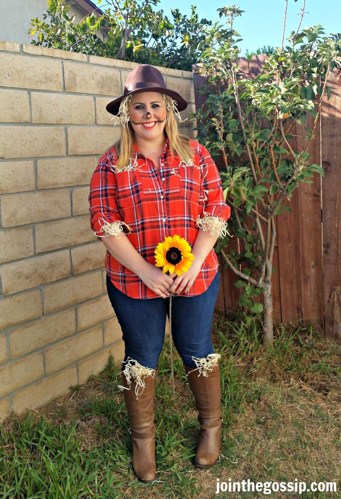 scarecrow Halloween costume Halloween costumes scarecrow