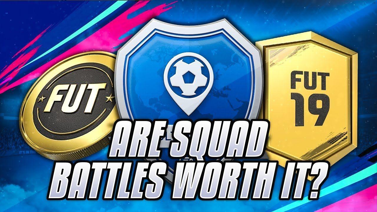 Are Squad Battles Rewards Worth It Fifa 19 Ultimate Team Battle Fifa Squad