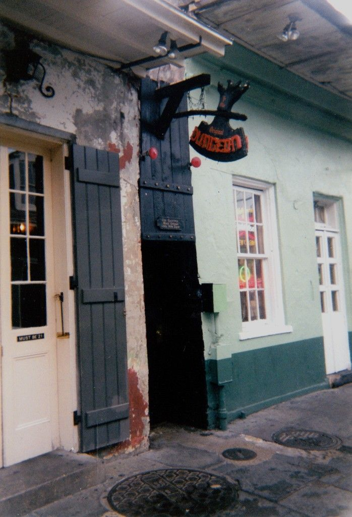 The Dungeon New Orleans La New Orleans Travel New Orleans Louisiana New Orleans