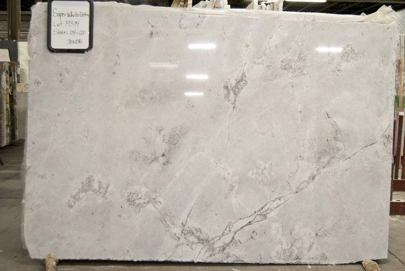 Super White Extra Polished Quartzite Kitchens
