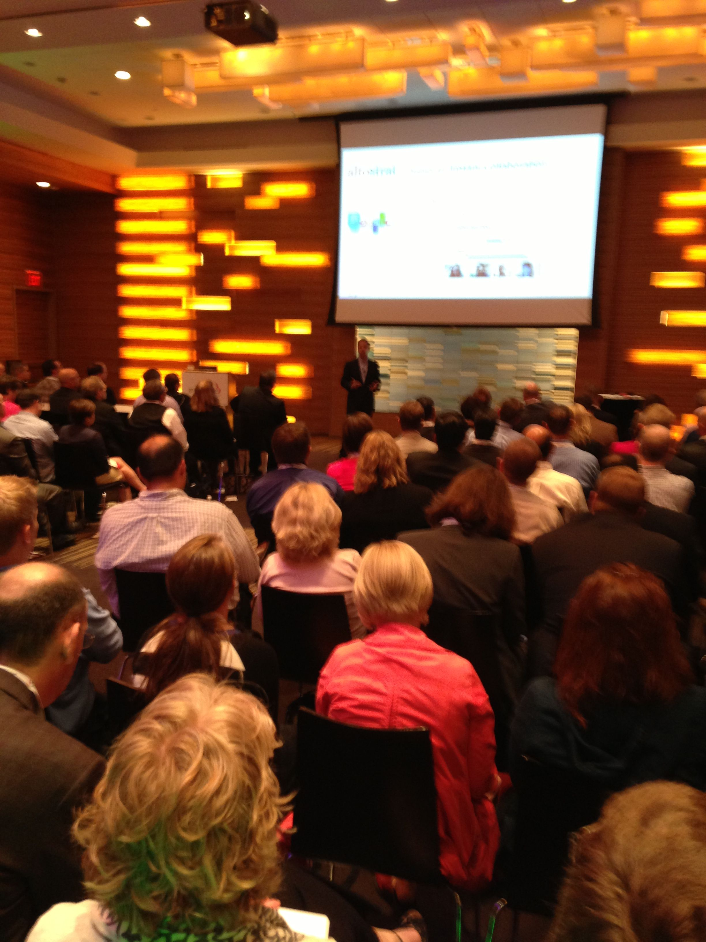 At the going google roadshow event at the minneapolis