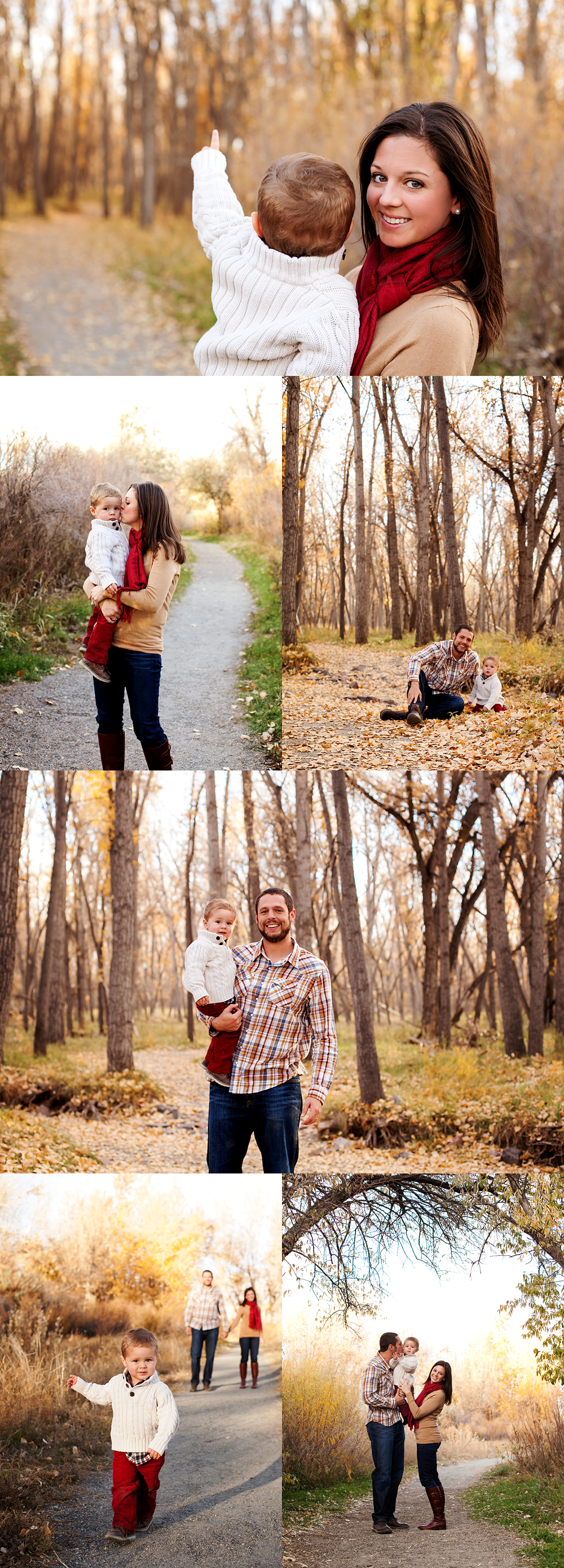 October Glow – The Tamme Family #photogpinspiration