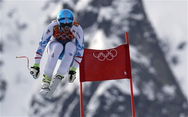 2014 sochi super g | Sochi 2014: Austria's Matthias Mayer put in a brilliant run in the men ...
