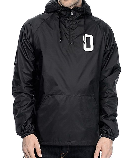 Complete your athletic street style with the Collegiate O black ...