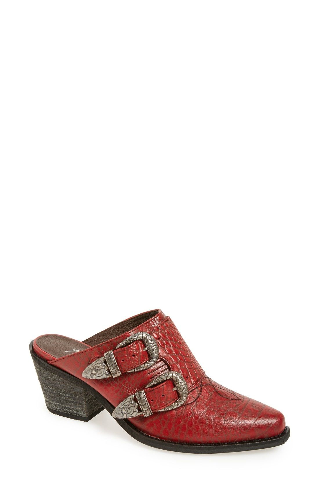 c45ca682c5d Coconuts by Matisse  Bloke  Western Mule (Women) available at  Nordstrom