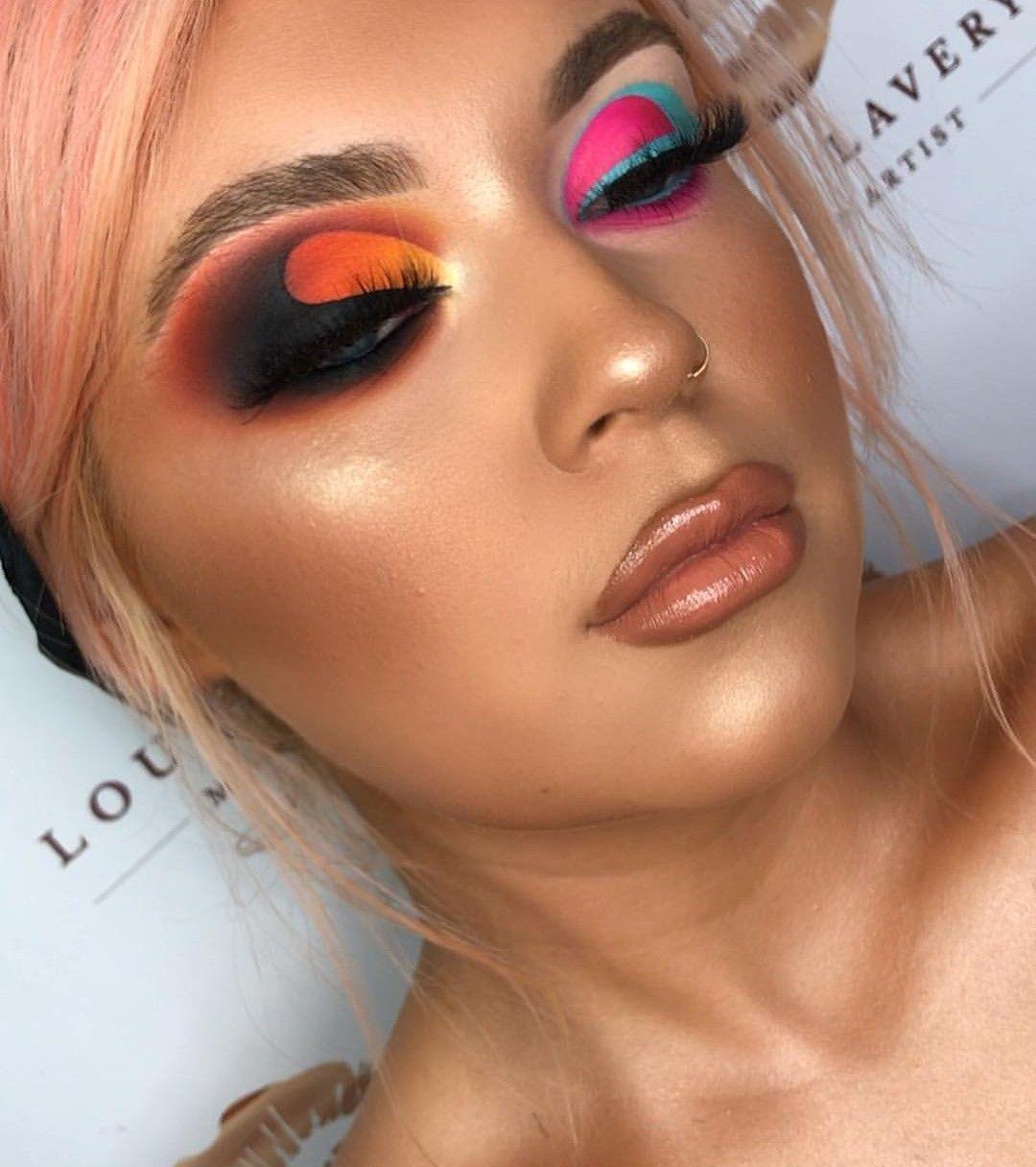Ъεℓℓค Ъℓεรรε∂ ⋆⊰ Makeup inspiration, Fashion makeup, Makeup