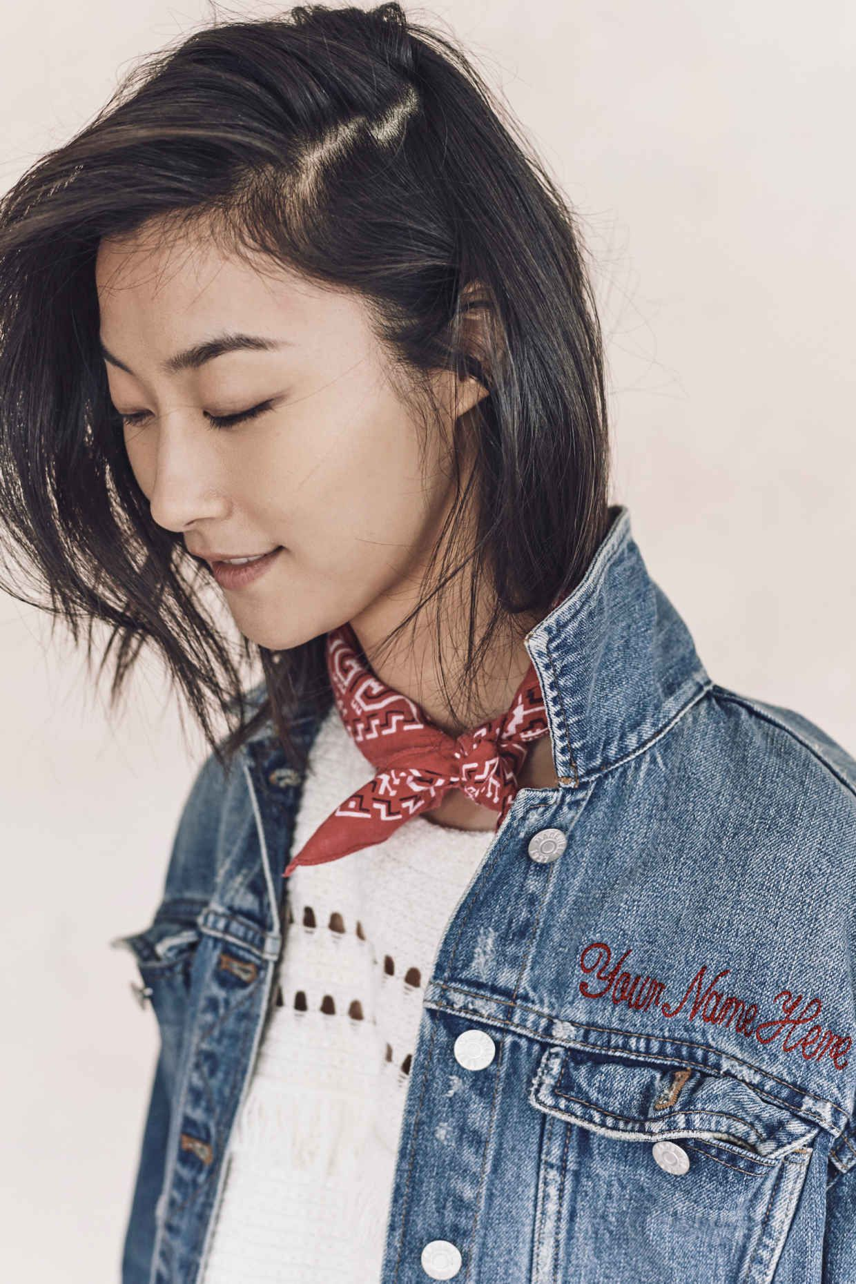Madewell Spring 2016 Honestly Wtf Lookbook Outfits Fashion Style [ 1860 x 1240 Pixel ]