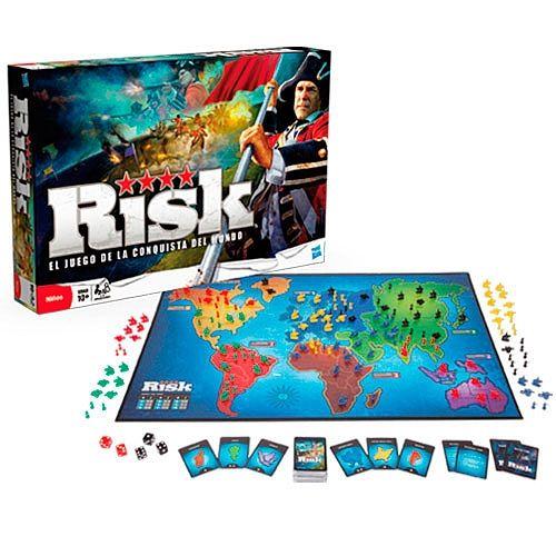 Risk Clasico Juegos Y Puzzles Juegos De Mesa Toys R Us Ludi