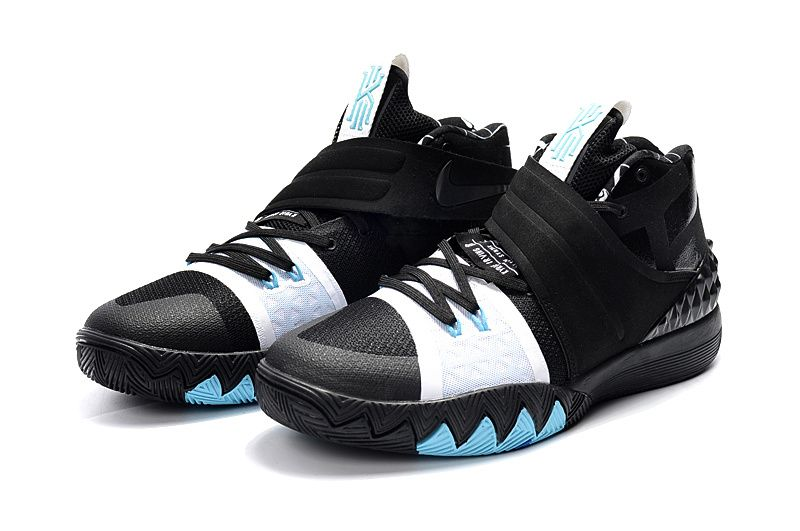 reputable site 302bd b5a27 Nike Kyrie S1 Hybrid Black Friday Blue White Cheap Kyrie Shoes 2018