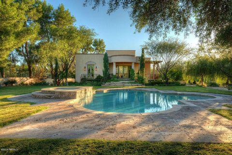 6434 E Santa Aurelia Tucson Az 85715 Home And Family Types Of Houses House Styles
