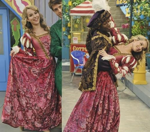 A costume seen in the Disney Channel original series Good Luck Charlie