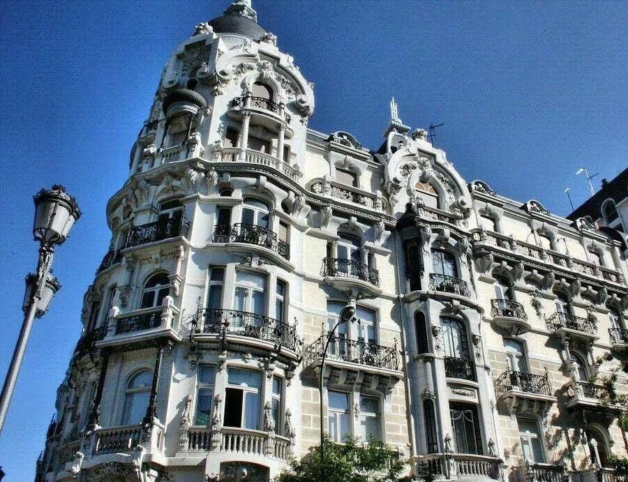Casa de Gallardo, Madrid España