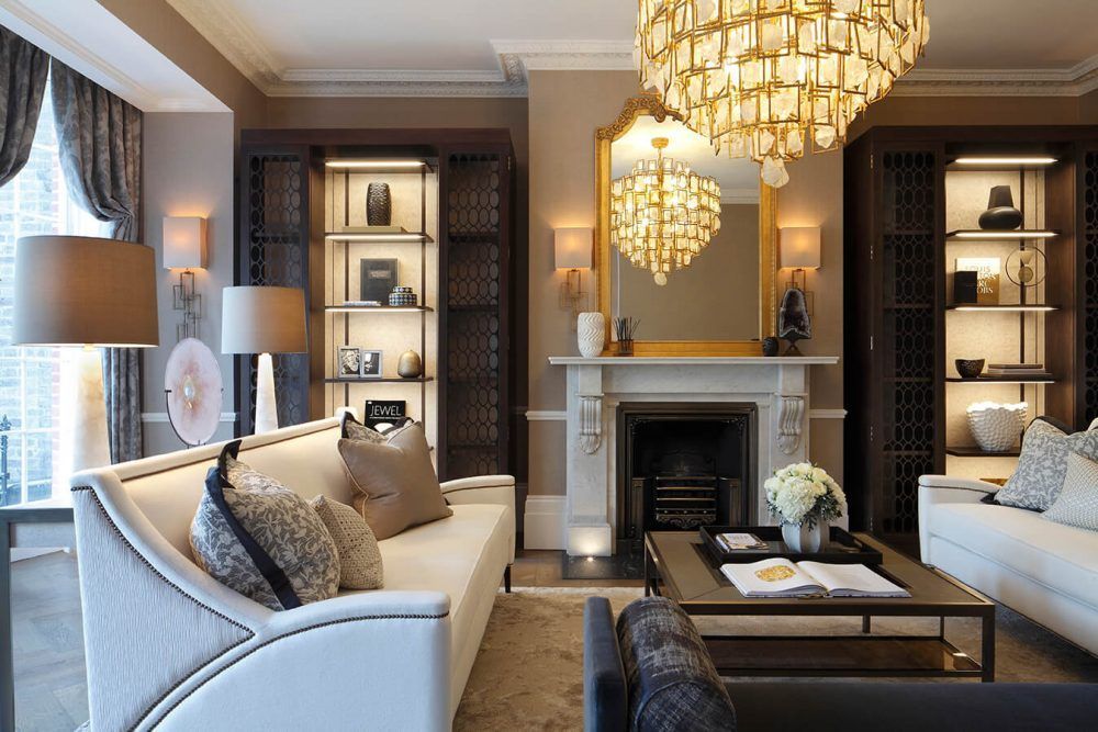 Queen Anne S Gate In 2020 London Living Room Simple Living Room
