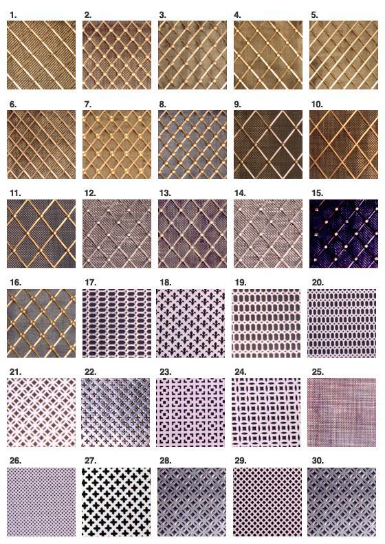 Decorative Metal Mesh For Radiator Covers  from i.pinimg.com