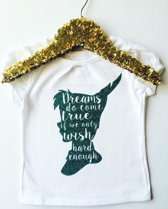 Peter Pan Birthday Shirt