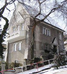 vila lermontovova ulica Bratislava- Friedrich weinwurm