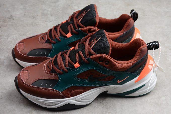 Men's Nike M2K Tekno Pueblo Brown AV4789 200 Sneaker