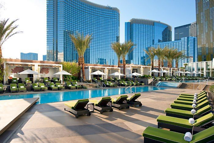 Mandarin Oriental Las Vegas One Of The Few Non Smoking Hotels