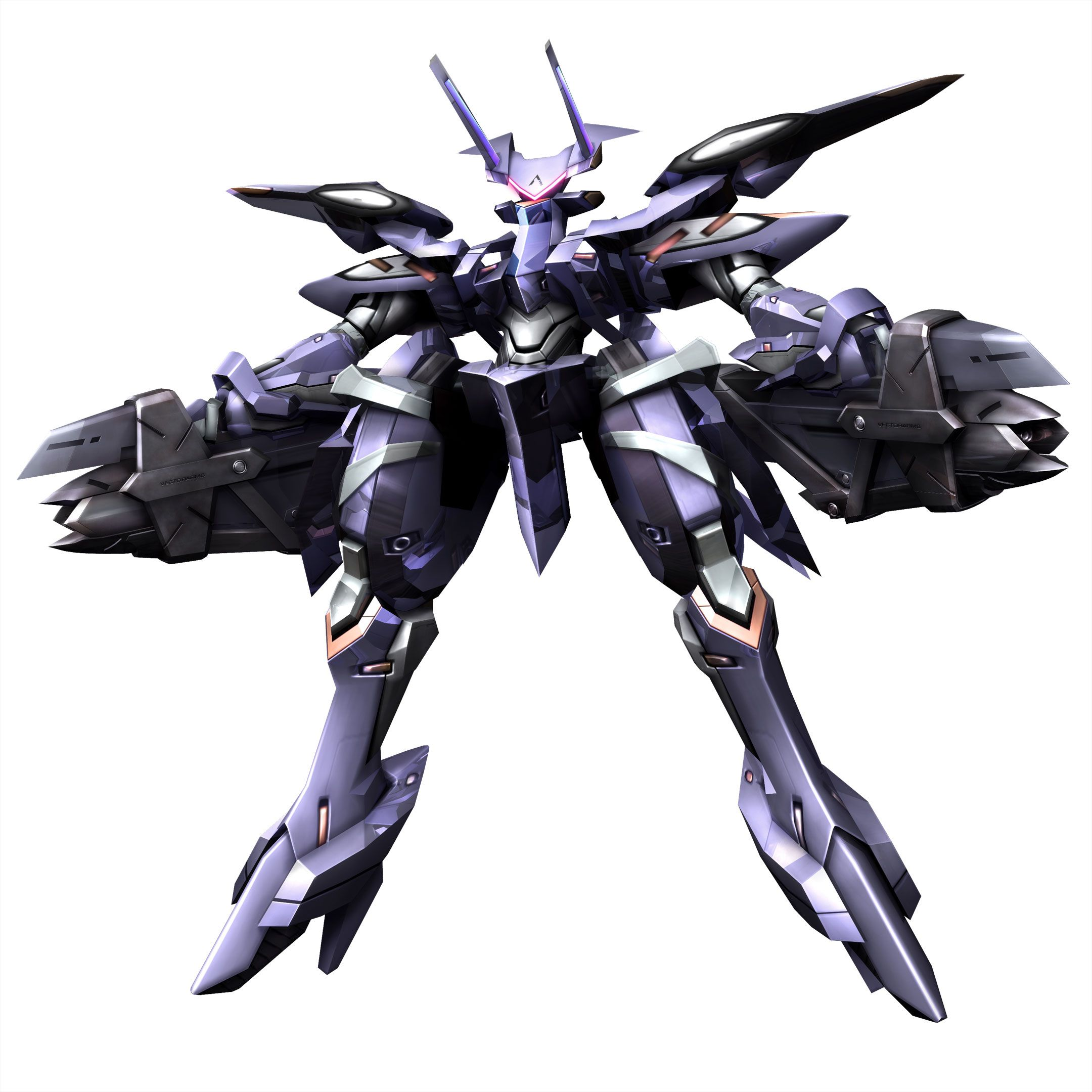 Xenosaga III Mecha's Render character More Character