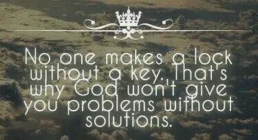 Every Problem Has A Solution Motivating Words