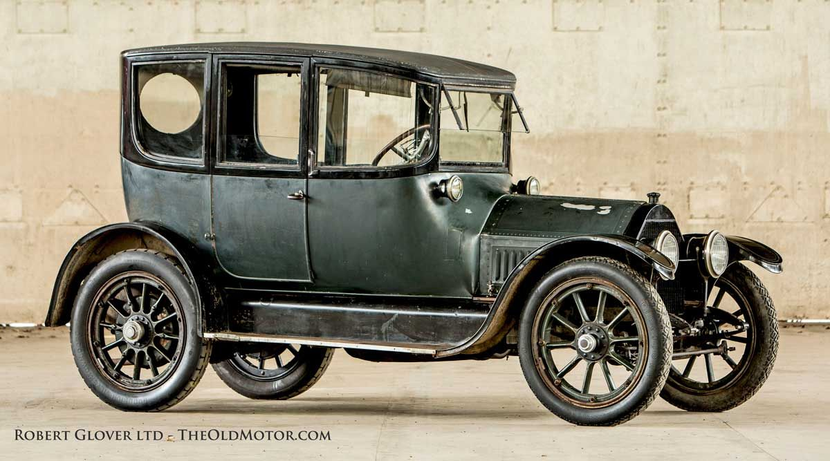 A 1914 Cadillac Model 30 Inside Drive Limousine | The Old Motor ...