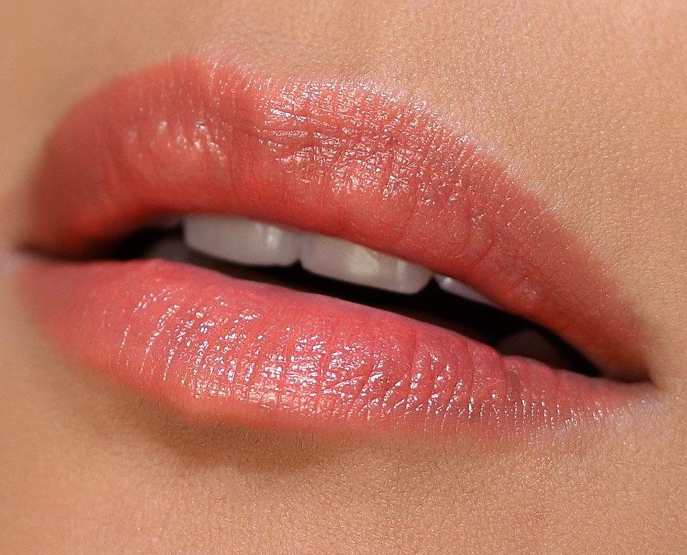 MAC Cremesheen Lipstick in Tokyo Tizzy Lips inspiration