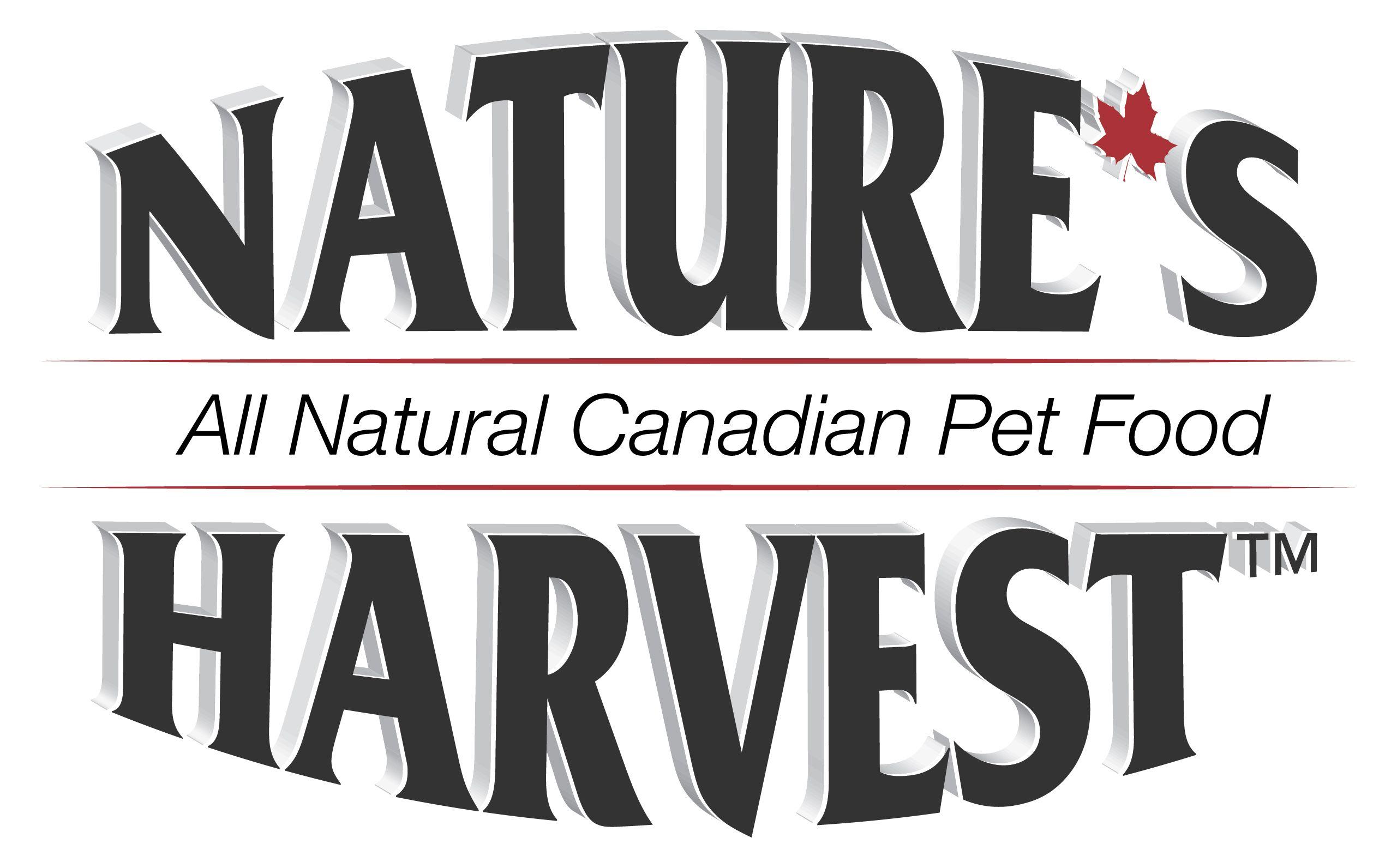 Nature S Harvest Pet Foods All Natural Canadian Pet Food Food