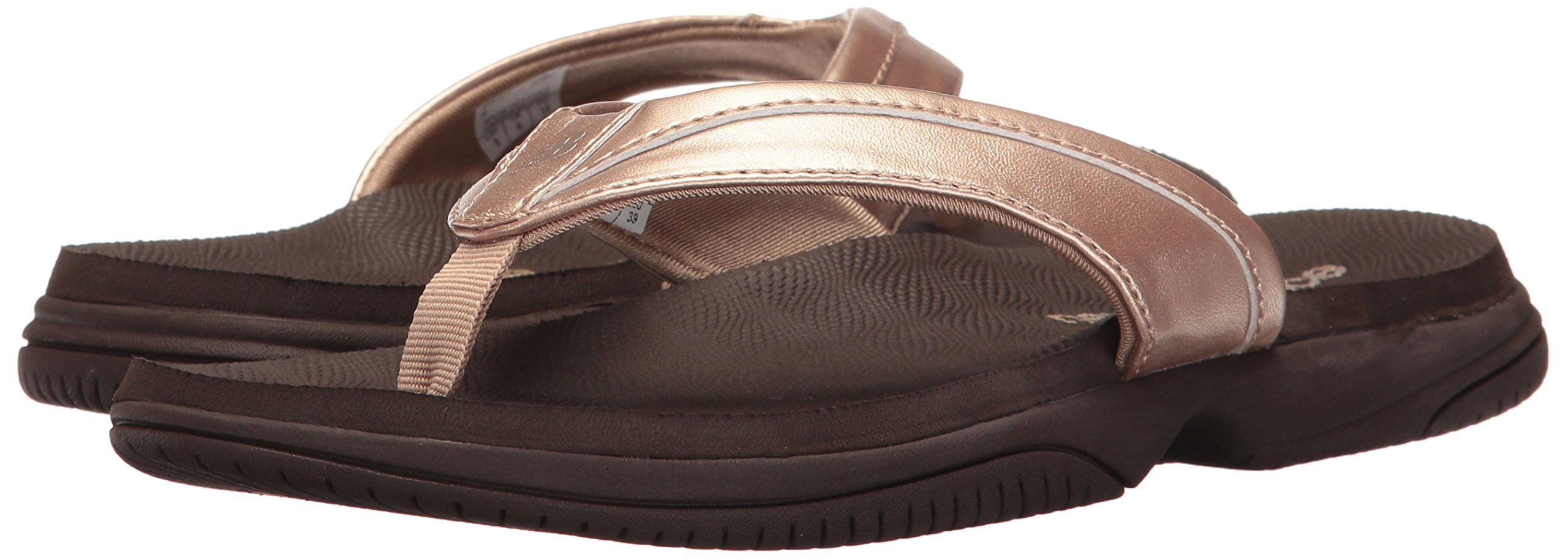 a2e6ea35ced New Balance Womens JoJo Thong Sandal Rose Gold 6 B US     Click on the  image for additional details. (This is an affiliate link and I receive a  commission ...