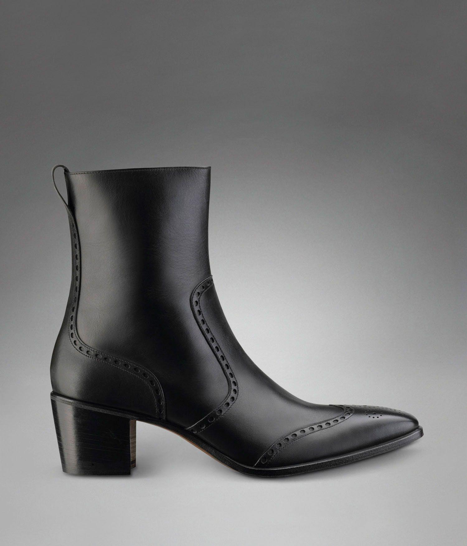 245e69985e9 YSL Jonny Boot | Men's Shoes | Mens shoes boots, Boots, Mens boots ...