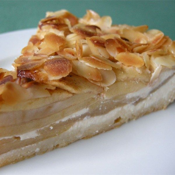 """Apple Bavarian Torte 