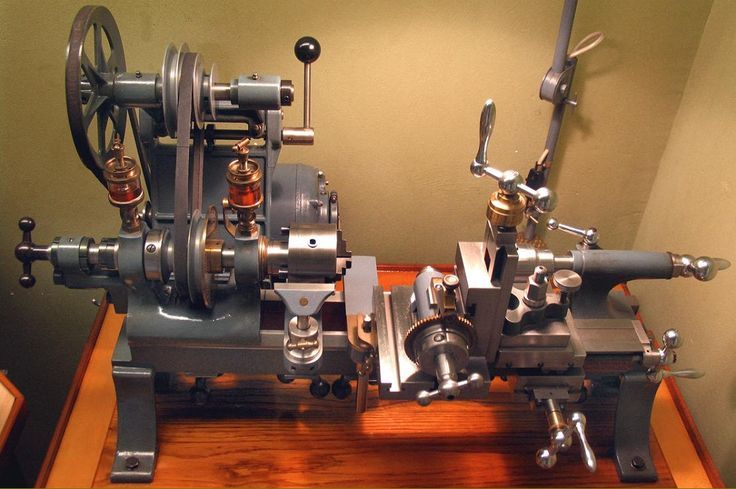 FLorch, Lorch Schmidt, LS  Co Watchmakers\u0027 Lathes Jewelers