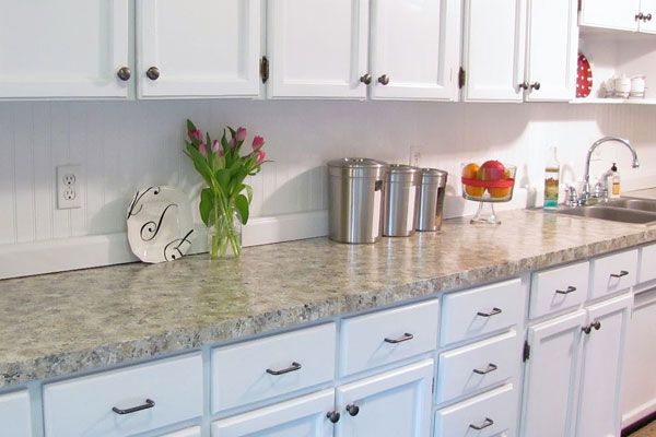 Looking For A Budget Backsplash Option Leann From The Modest