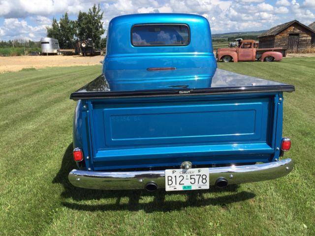 Classic 1954 Chev Pu Classic Cars Dawson Creek Kijiji