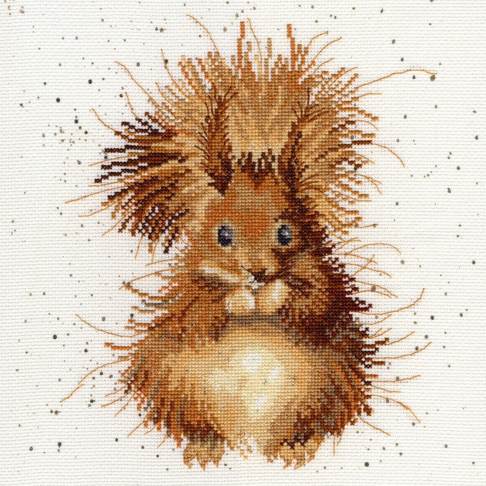 Bothy Threads The Nutcracker Cross Stitch Kit