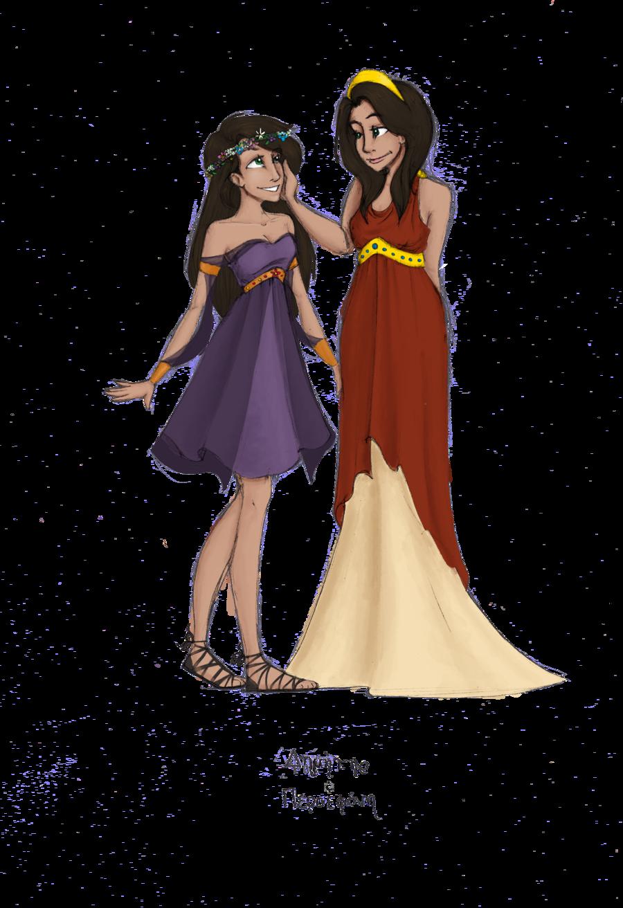 Hera Greek Goddess Cartoon Artemis greek goddess cartoon