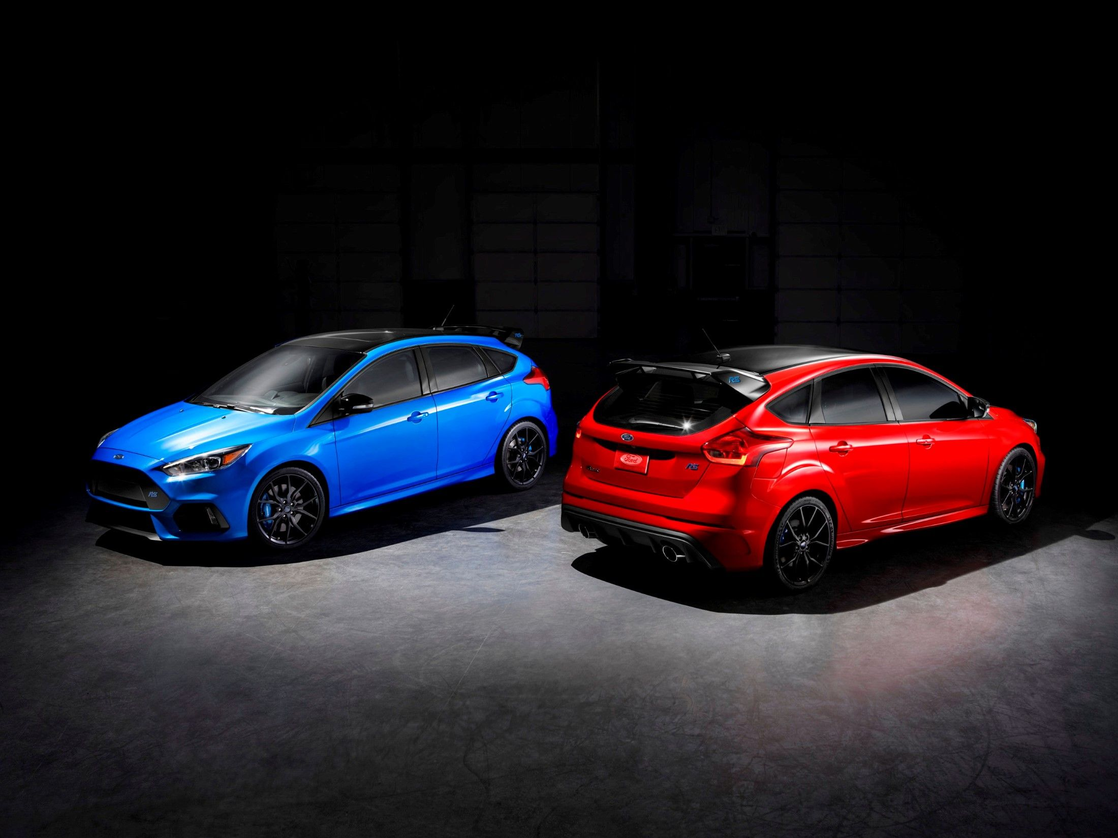 2018 Ford Focus Rs Limited Edition Ford Focus Ford Focus Rs