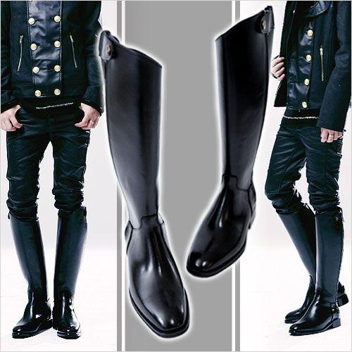 mens knee high boots - Google Search | Wedding | Pinterest | High ...