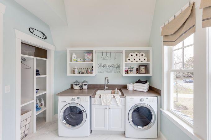 laundry room | 2015 Coastal Virginia Magazine Idea House
