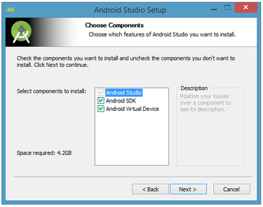 Android Studio 2 3 3 Build 162 4069837 64-Bit Free Download