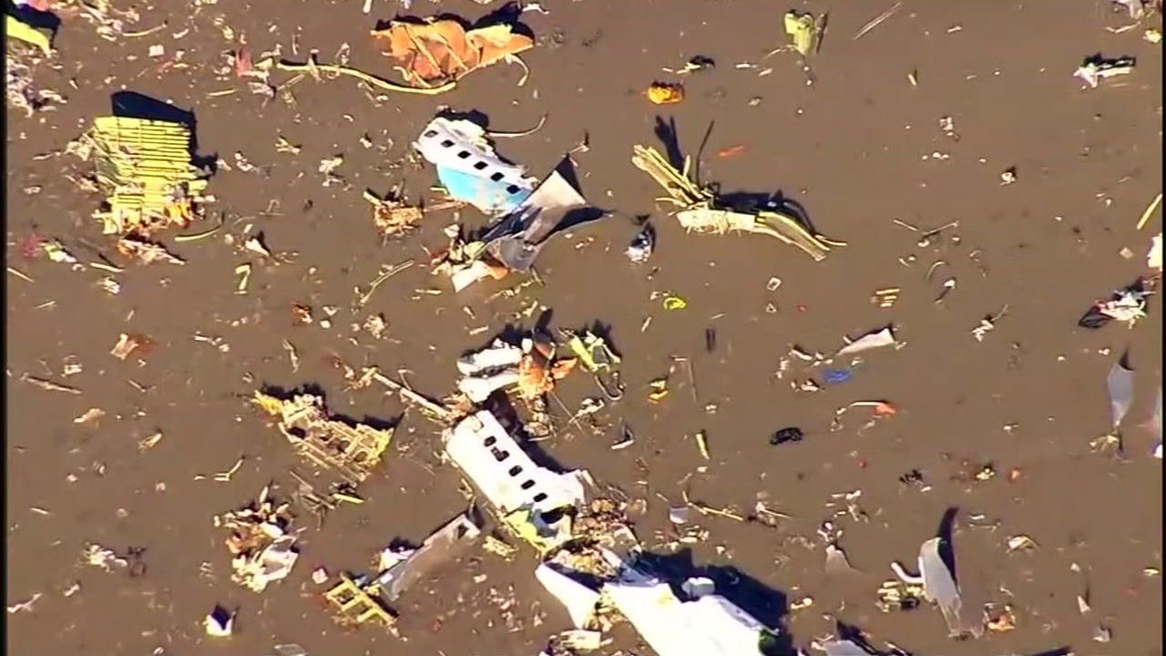 Trinity Bay jetliner crash Victims' names released