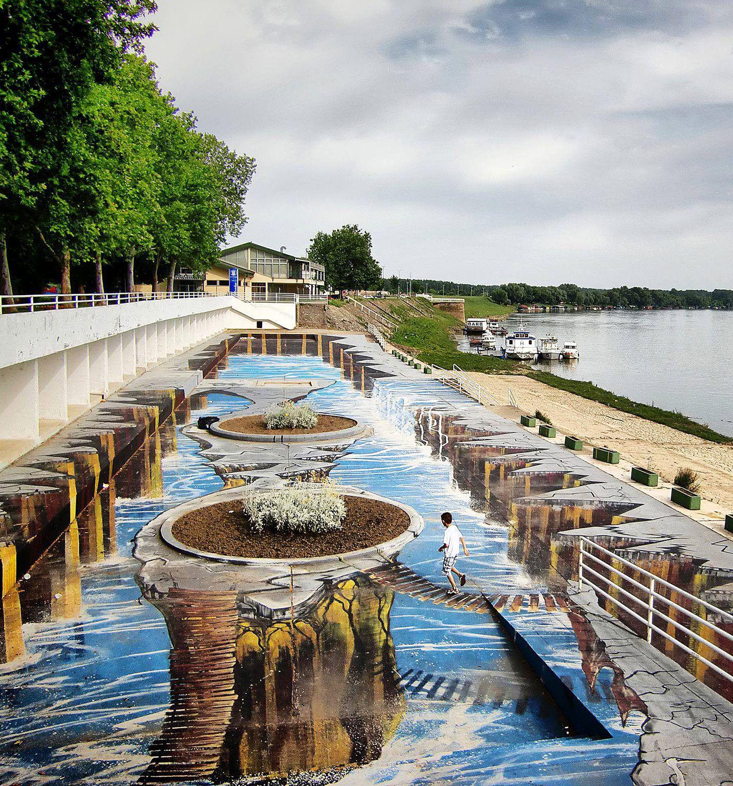Amazing Places To Go Europe: Slavonski Brod, Croatia. Photo: Durdica Celikovic