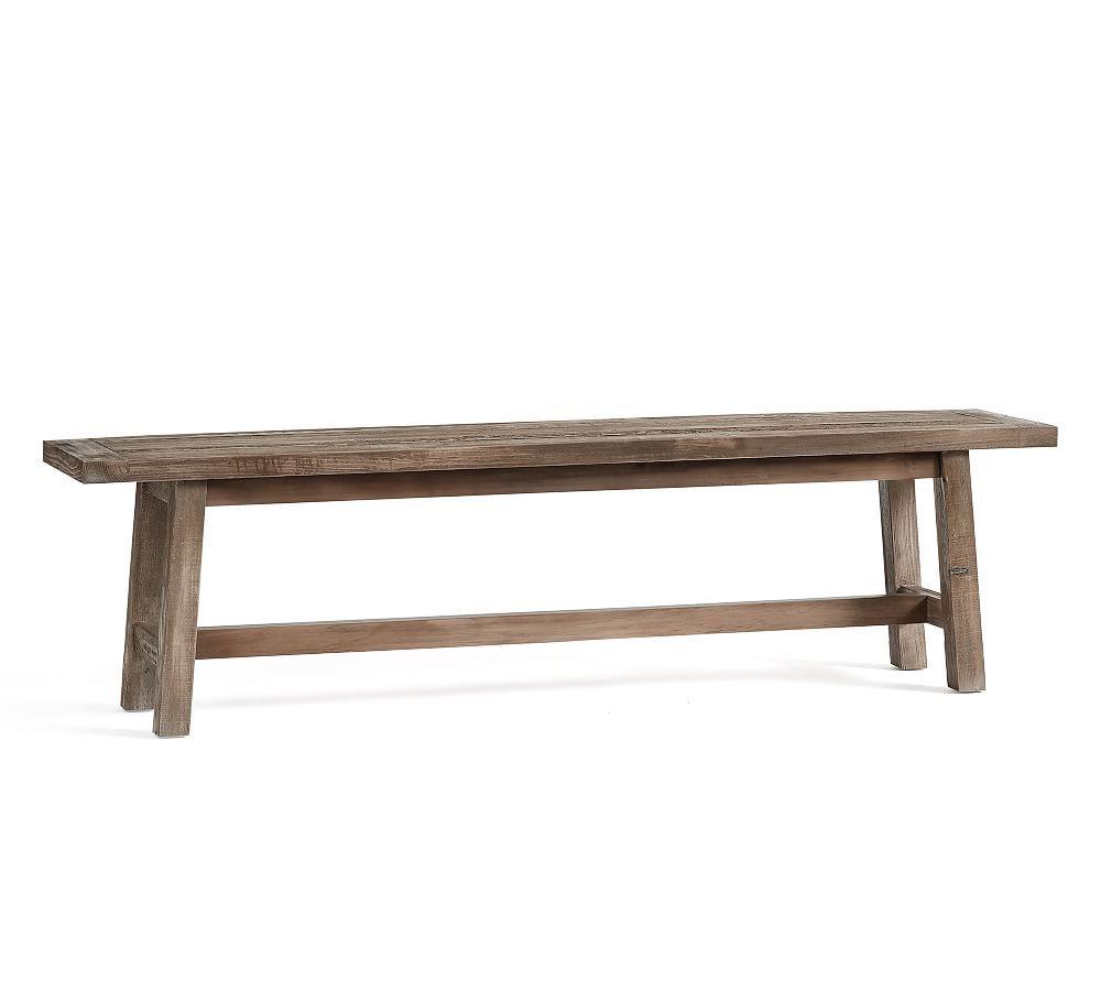 Bartol Reclaimed Wood Dining Bench Wood Dining Bench Reclaimed Wood Dining Table Dining Bench