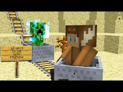 50 Ways To Kill Unspeakable In Minecraft Youtube
