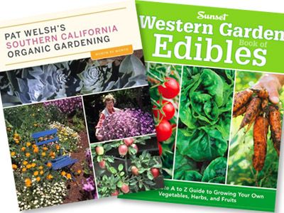 Two Must Have Books for Southern California Gardeners.