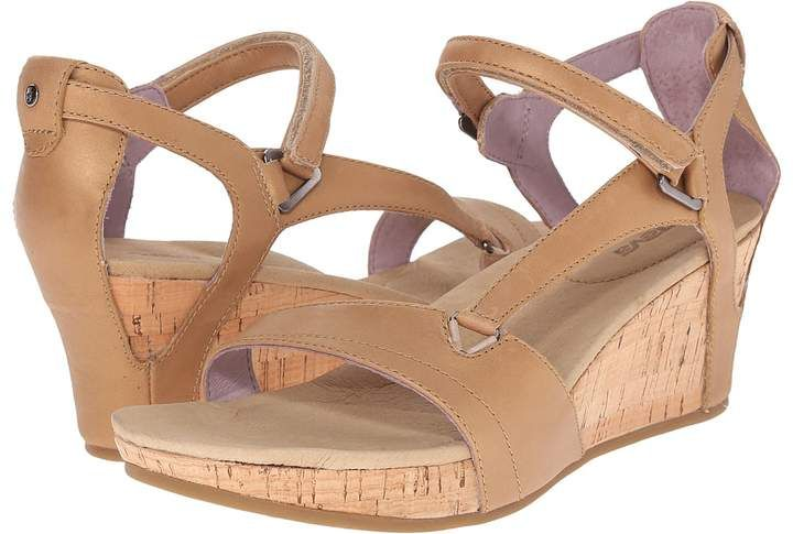 b3f69caebc34 Teva Capri Wedge Women s Wedge Shoes