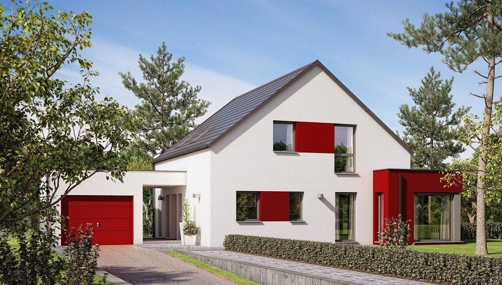 Concept-M Wuppertal Design - Bien Zenker Prefab, Concrete and Haus - bien zenker haus