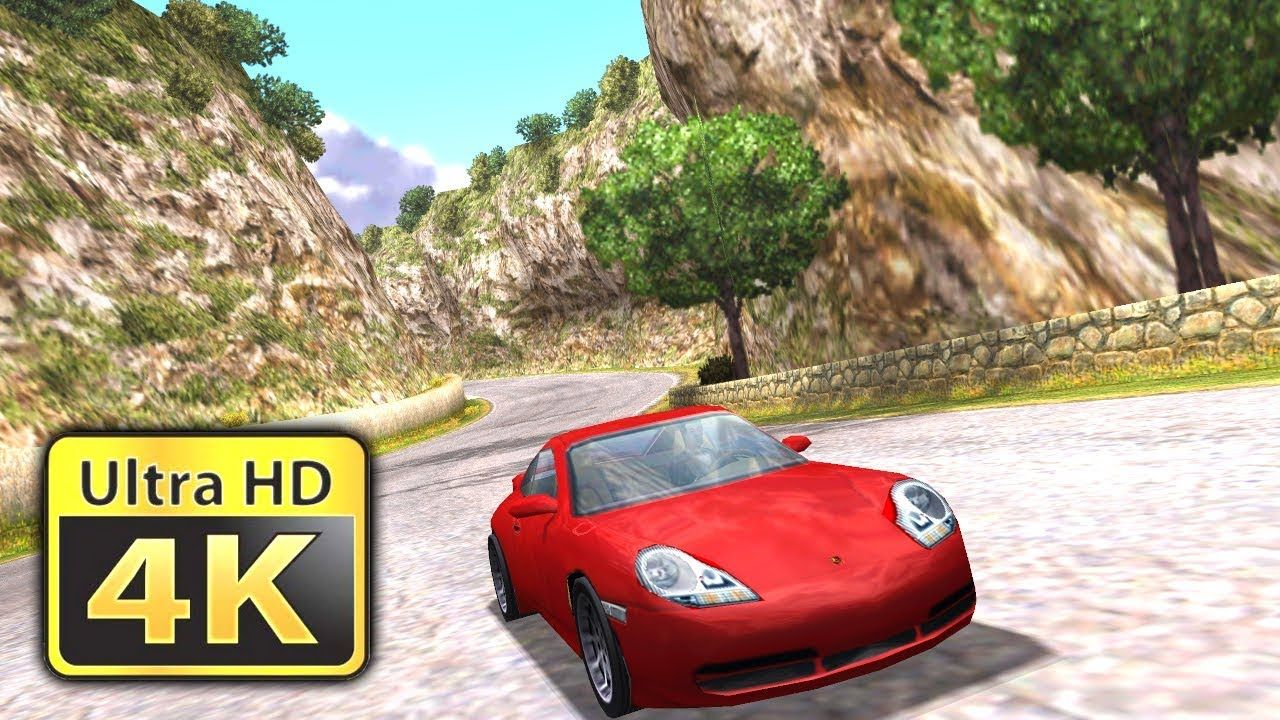 Old Games In 4k Need For Speed Porsche Unleashed Need For Speed Porsche Old Games