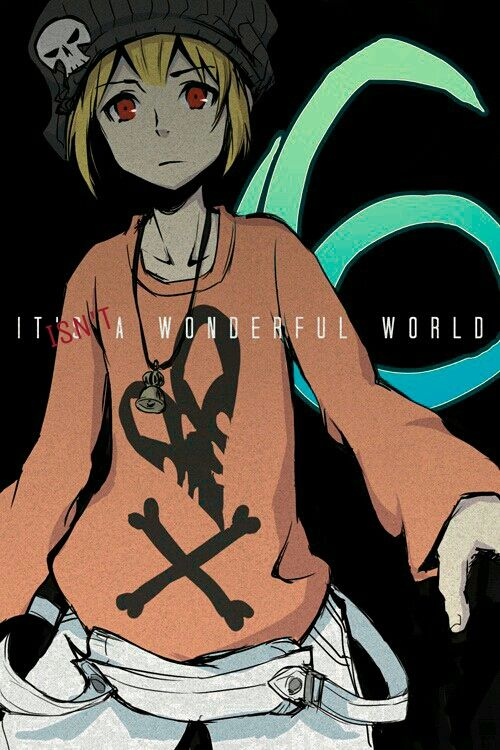 Rhyme The World Ends With You End Of The World Disney Kingdom Hearts Character Design