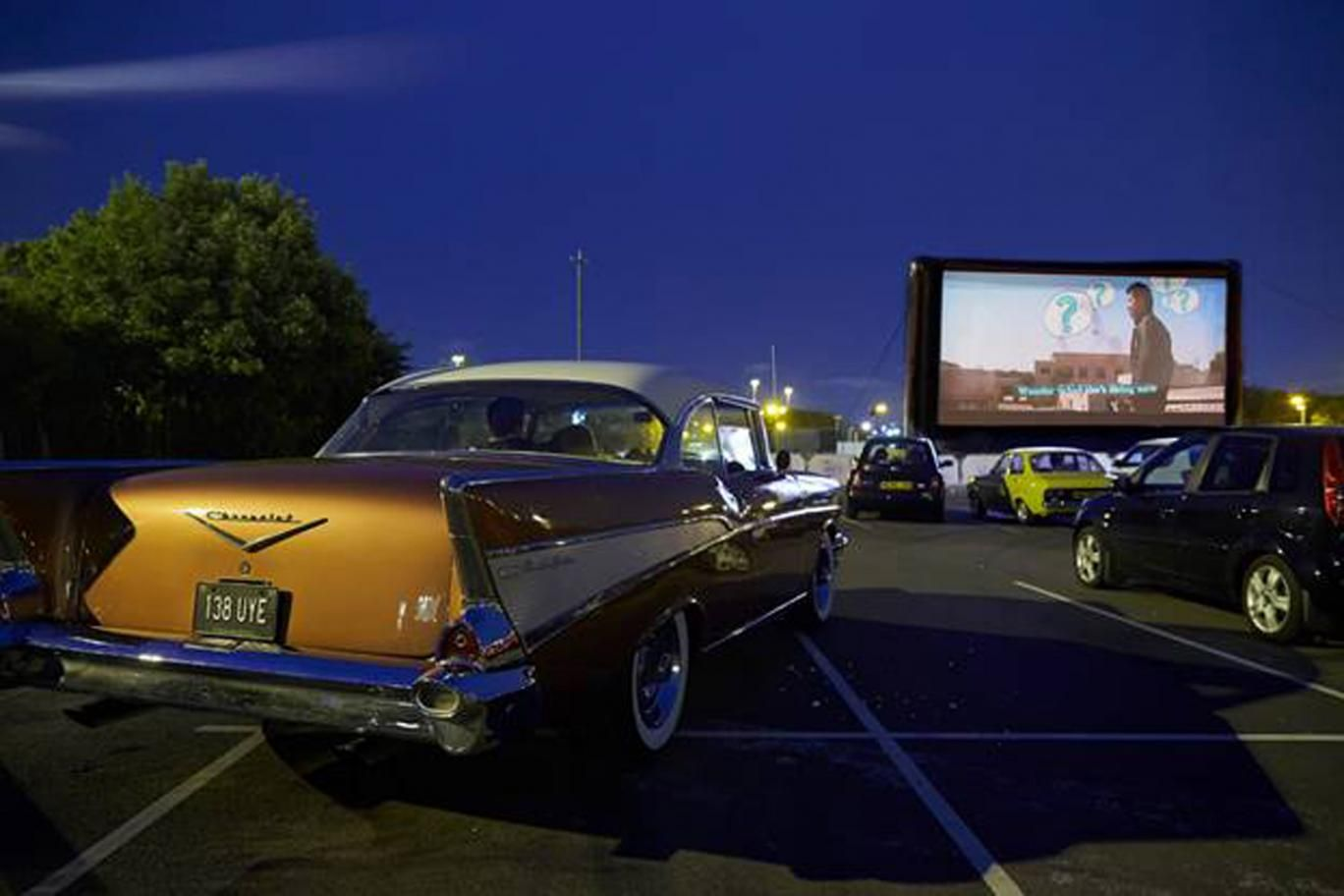 Pin By Cheapjack Vintage On Passion Pit Drive In Cinema Drive