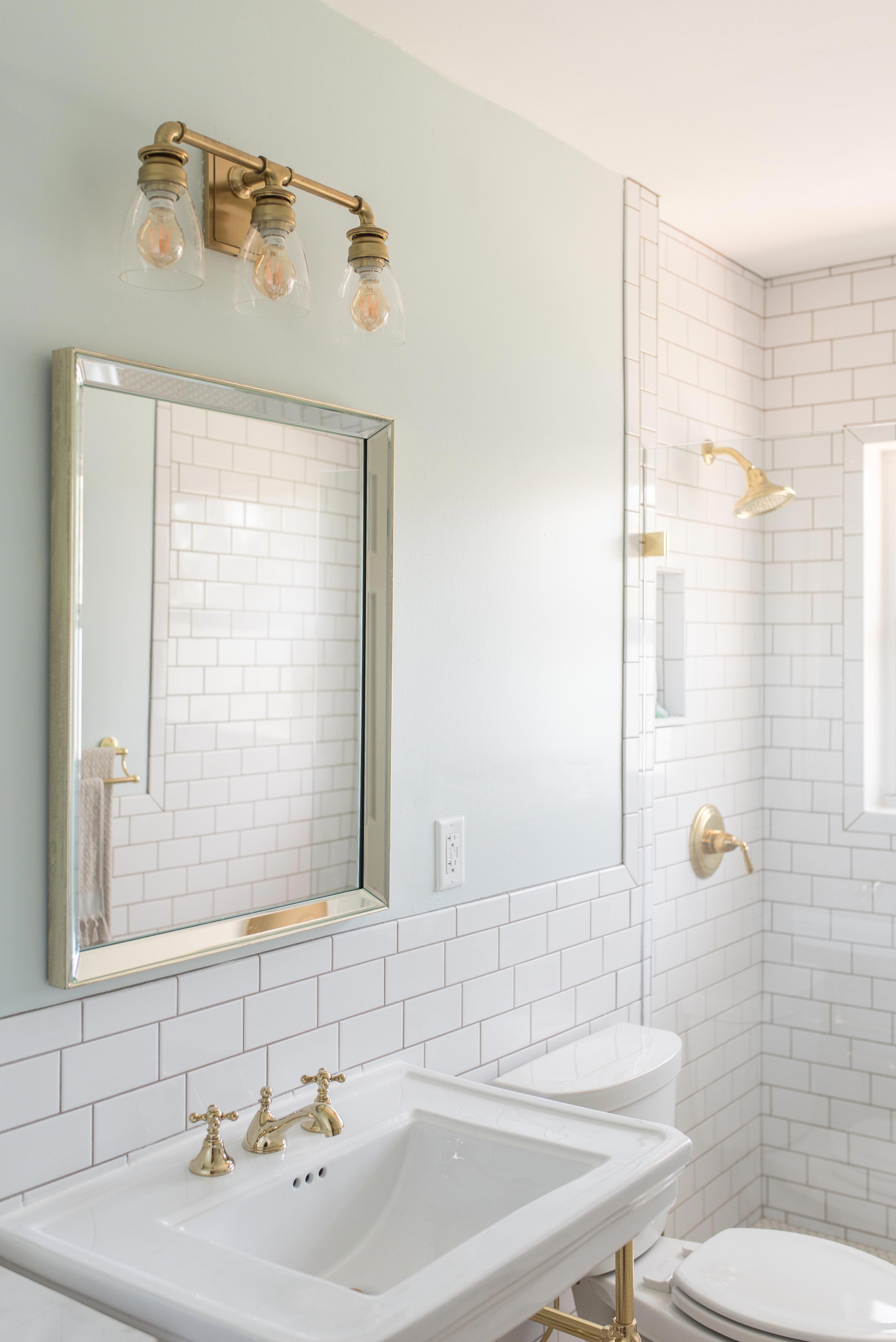 67 Best Luxury Farmhouse Master Bathroom Pictures Simple